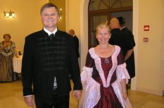 bál, Balatonfüred, hagyományőrzés, program, reformkor