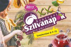 fesztivál, gasztro program, ősz, szarvas, szilva