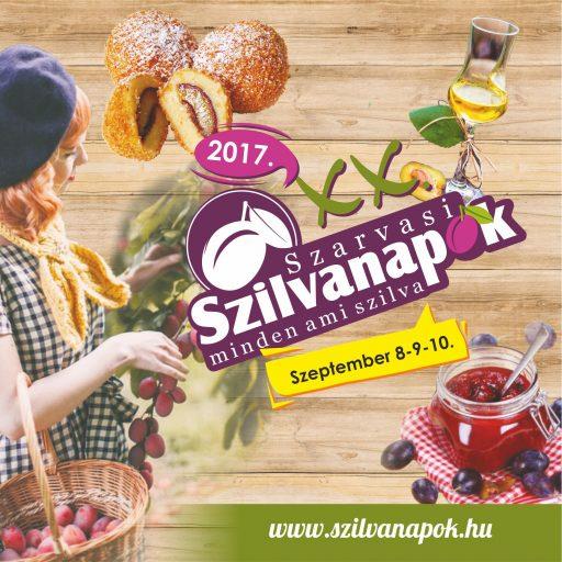 Szilvanapok Szarvason, Kép: szilvanapok.hu