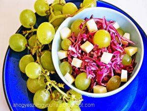 Vincellér saláta, Kép: ahogyeszikugypuffad.blogspot.com