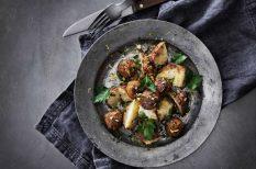 egytálétel, gremoláta, svéd zöldséggolyó, zeller