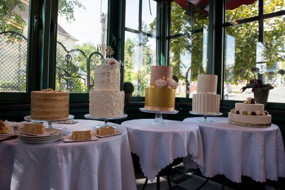 Szamos esküvő és alkalmi torta bemutató