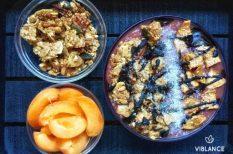 egészséges életmód, granola, Great Taste Awards, reggeli, Viblance