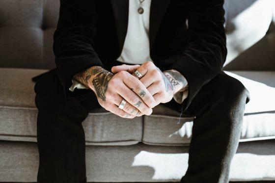 A tetoválások és bőrbetegségek bonyolíthatják a teszt elvégzését Kép: Pixabay