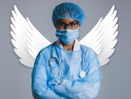 Az orvos gyógyító szándékú jelenléte is javulást eredményez a betegnél. Kép: Pixabay