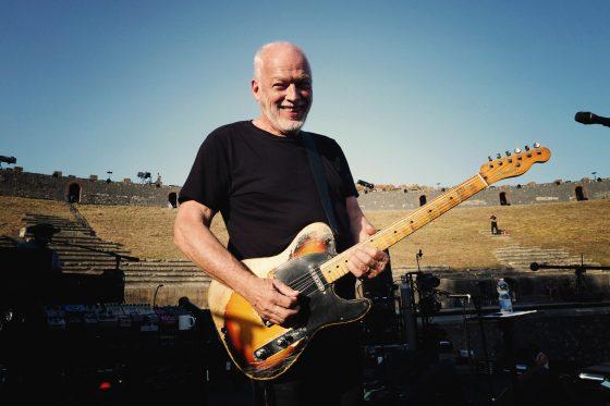 David Gilmour Kép: sajtóanyag