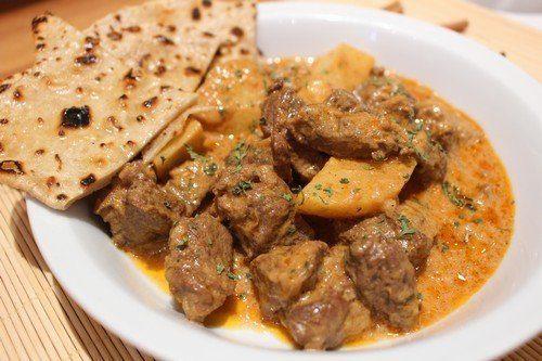 Burgonya curry báránnyal, Kép: husimado-eger.blog.hu