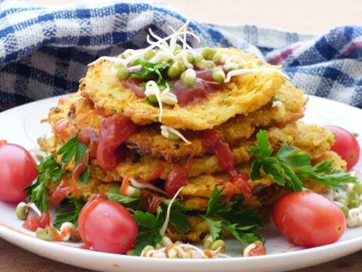 Csicseriborsós, krumplis lepény, Kép: bulkshop.hu