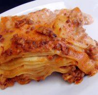 Firenze, lasagne, Mercato Centrale, piac