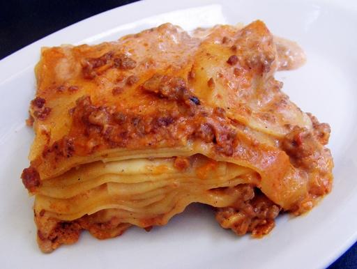Firenzei lasagne, Kép: Kandikó Éva