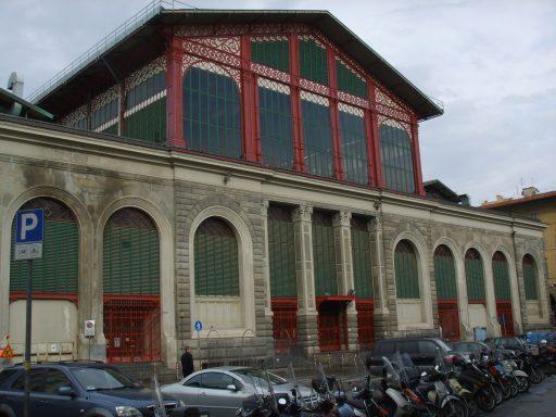 Mercato Centrale, Firenze, Kép: wikimedia