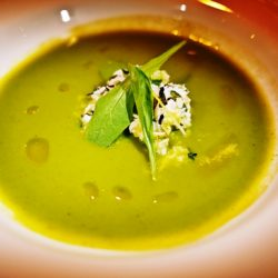 burgonya, leves, ősz, spenót