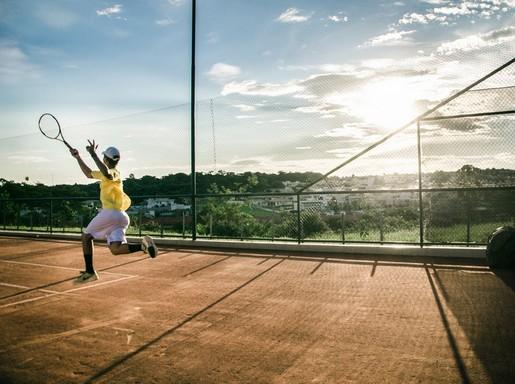 Teniszező, Kép: pexels