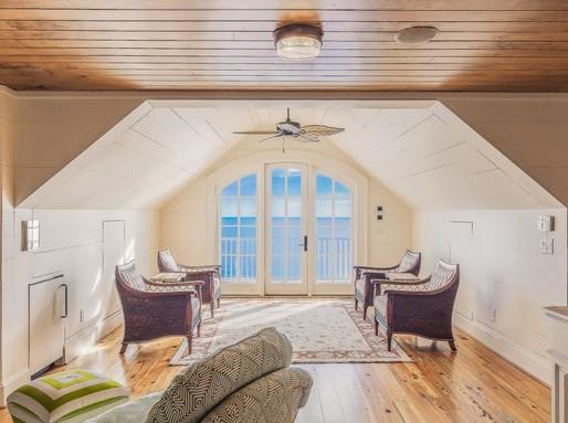 Tetőtéri lakás, Kép: pexels