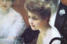 A la carte, első osztály, eredeti ízvilág, fogások, kiállítás, Krausz Gábor, menü, titanic, utolsó vacsora