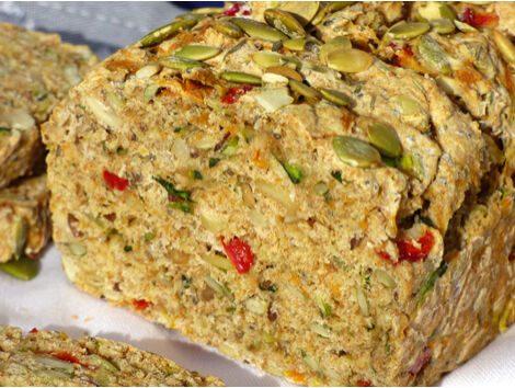 Zöldséges, magvas kenyér, Kép: bulkshop.hu