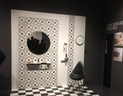 burkolóanyagok, fürdőszoba, kerámia, kiállítás, mozaik, otthon, trend