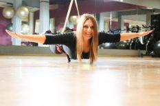 fitness, gumikötél, izom, mozgás, sport