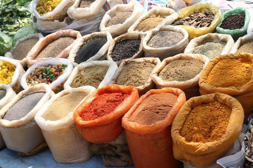 Csodás fűszerek, Kép: pixabay.com