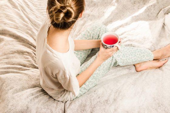 tünetek kialakulása viszonylag hirtelen történik: pl. ébredéskor Kép: Pixabay