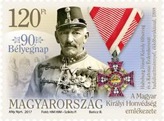 120-as bélyeg,, Kép: Magyar Posta