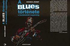 blues, Kovács József, muzsika, új könyv, zenei stílus