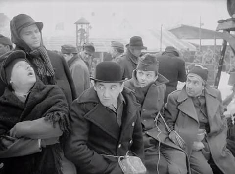 A tizedes meg a többiek filmkocka  Kép: MAFILM Budapest Filmstúdió