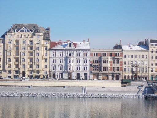 Belgrád rakpart, Kép: wikimedia