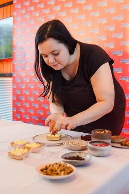 Csigi Zita foodstylist, Kép: Somat