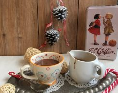 csokoládé, kakaó, tél