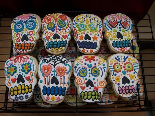 Halotti sütemény, Kép: DoQ