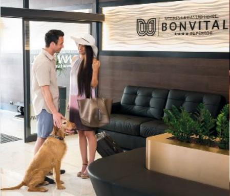 Kutyabarát szálloda, Kép: Bonvital