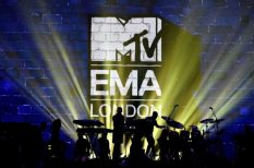 díjátadó, MTV EMA, Rúzsa Magdi, U2