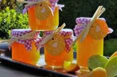 alma, dzsem, lekvár, narancs, tartósítás