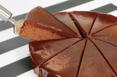 brownie, édesség, karcsúsító recept, kókuszzsír, protein, torta
