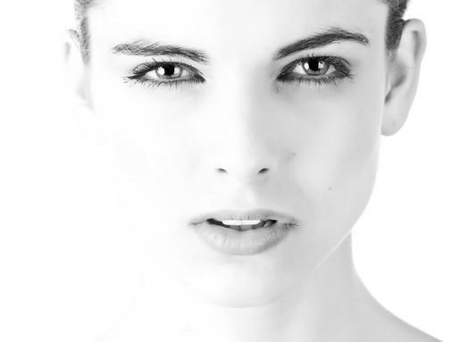 Szép női arc, Kép: pexels