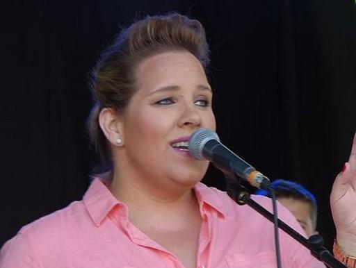 Tóth Vera 2016-ban Pilisszentivánon, Kép: wikimedia
