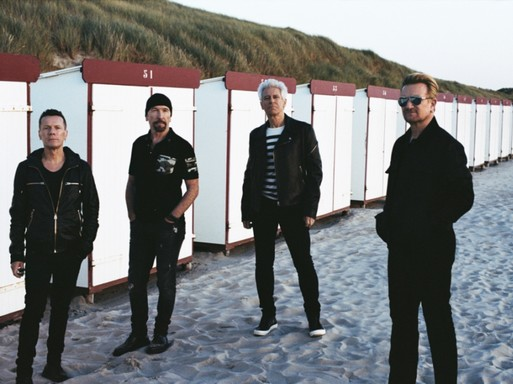 U2 Holland Copyright Anton Corbijn