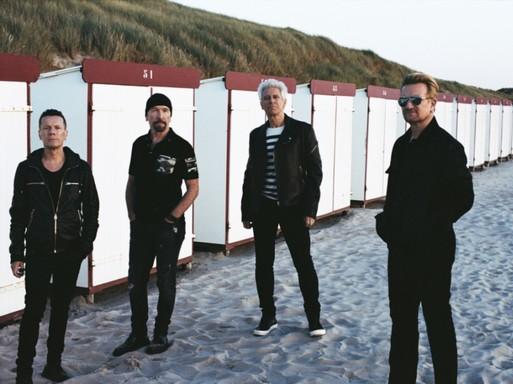 U2 Holland Copyright Anton Corbijn