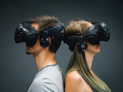 Virtuális játék, Kép: Play VR