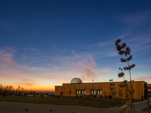 Zseilici Csillagpark, Kép: Zselici Csillagpark