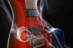 gitár, koncert, párbaj, tehetségek, zene