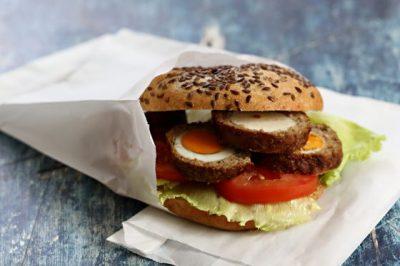 Pulykastefániás szendvics Kép: Gallicoop