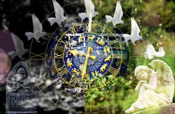 Halál – újjászületés – transzformáció. Kép: Pixabay