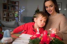 advent, Dobó Ági, gyerek, karácsony, készülődés, utazás