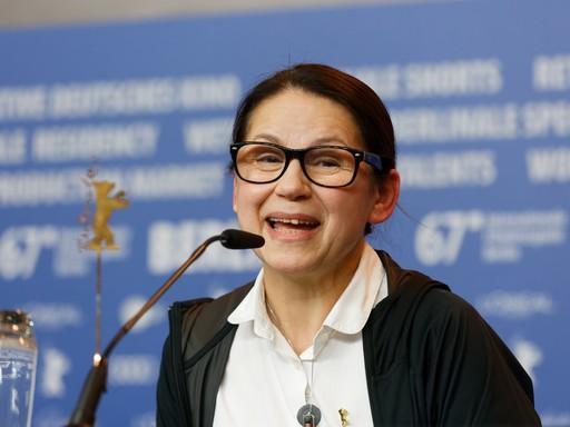Enyedi Ildikó a Berlini Filmfesztiválon, Kép: wikipedia