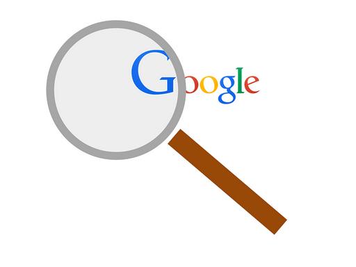 Google nagyító alatt, Kép: Pixabay