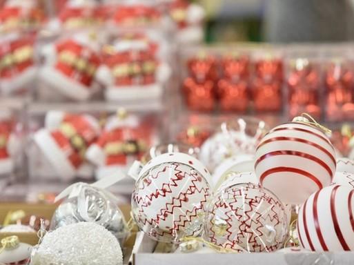 Karácsonyi díszek, Kép: Praktiker