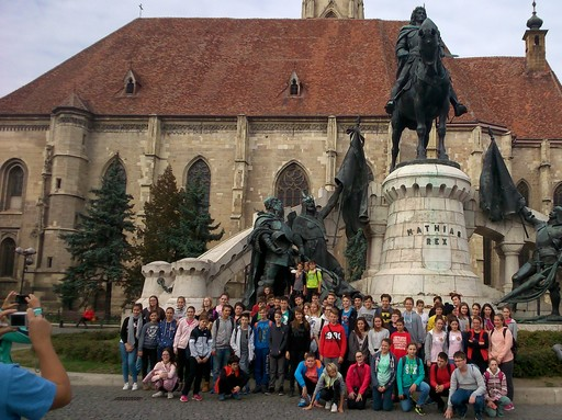 Kolozsvár, Kép: Dr. Mező Ferenc Általános Iskola