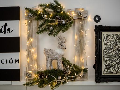 Modern karácsony vintage hangulatban, Kép: Bondex